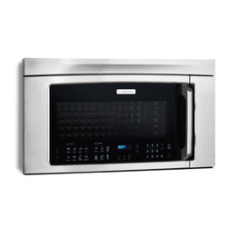 """30"""" Over-the-Range Convection Microwave Oven with Bottom Controls by Electrolux - Convection cooking"""