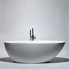 Transitional Bathtubs by Blu Bathworks