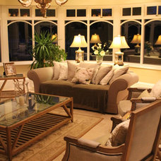 Traditional Living Room by Lorna O Growney Interiors & Fine Furnishings