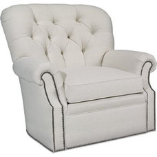 Contemporary Armchairs And Accent Chairs by The Hickory Chair Furniture Co.