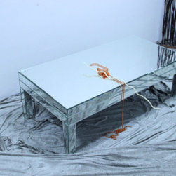 Modern Design of Mirror furniture`` Home decoration - RongJing Products