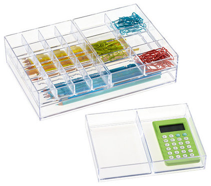 modern desk accessories by The Container Store