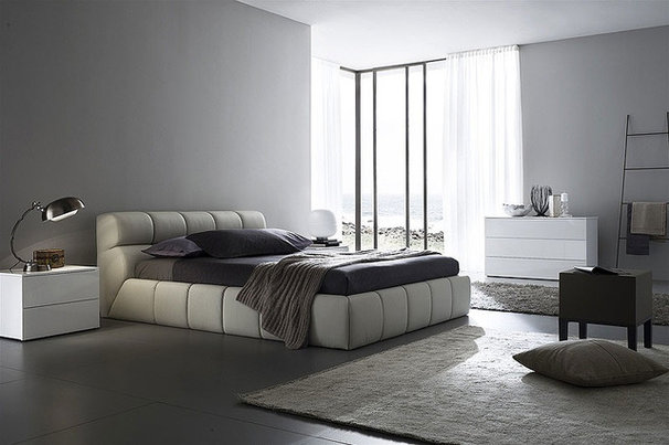 Modern Beds Cloud Bed By Rossetto