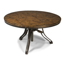 Coleman Round Cocktail Table - Living Spaces
