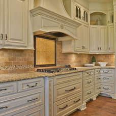 Traditional Kitchen Cabinets by Barber Cabinet Co.