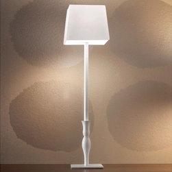 Masiero Lighting - Masiero Lighting | Slim Tall Table Lamp - Design by Manuel Vivian.
