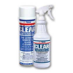 ITW DYMON - CLEAR REFLECTIONS,4/1GL - CAT: Chemicals & Janitorial Supply Chemicals Glass Cleaners