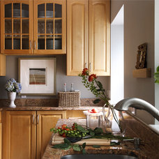 Eclectic Kitchen by Kathryn Ivey Interiors
