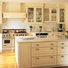 Cindy Wolf's Home Kitchen