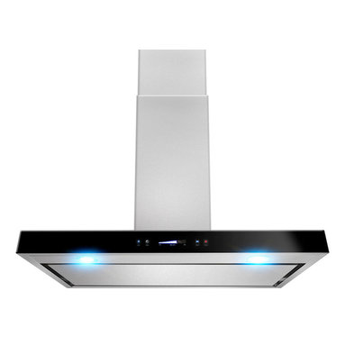 """AKDY - AKDY AK-Z627WPS3 Euro Stainless Steel Wall Mount Range Hood, 30"""" Install - Designed of brushed stainless steel, this traditional Italian design chimney hood will be the main focal point for your kitchen. Brilliant LED lighting provides impressive illumination over and around the cook top. A powerful, yet quiet internal blower will ventilate any smoke, grease, and contaminants. Ductless feature is available."""