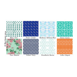 Fabrics - Purchase here by the yard: