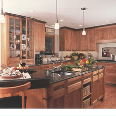 Eclectic Kitchen by Crystal Kitchen Center