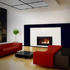 Modern Fireplaces by Home Furniture and Patio
