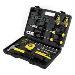 "Stanley - 65 Piece Mixed Tool Set - | Stanley  offers a complete range of SAE and metric-sized sockets and 1/4"", 3/8"" and 1/2"" drive tools 