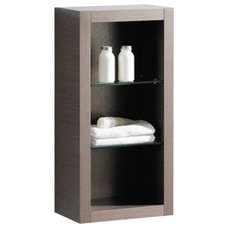 Modern Bathroom Cabinets And Shelves by DecorPlanet