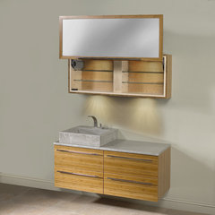 contemporary bathroom by The Furniture Guild