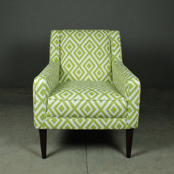 charlize chair - view this item on our website for more information + purchasing availability: http://redinfred.com/shop/category/furnish/chairs/charlize-chair/