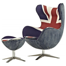 Modern Accent Chairs by PlushDeco