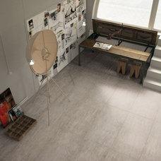 Contemporary Floor Tiles Oxy collection