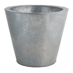 IKEA of Sweden - HUSÖN Plant pot - Plant pot, galvanized