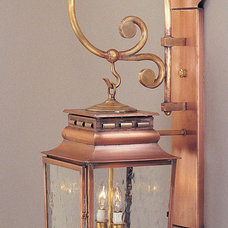 Traditional Outdoor Wall Lights And Sconces by Copper Lantern