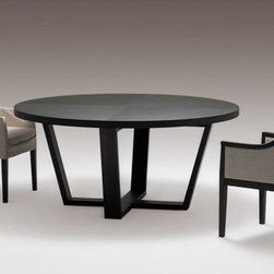 Camerich Domo Dining Table From Bed Down Atlanta - #camerich
