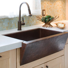 Contemporary Kitchen Sinks by Native Trails