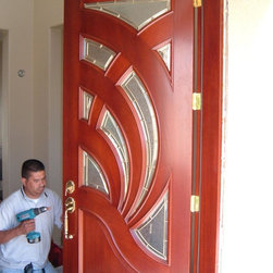 Entry Doors - Contemporary / Modern -
