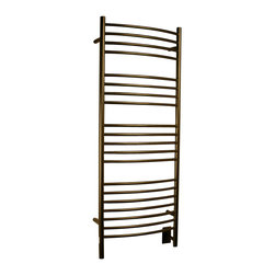 Amba Products - Amba DCO-20 D Curved Towel Warmer - Collection: Jeeves