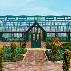 Victorian Glasshouses - Hartley Botanic