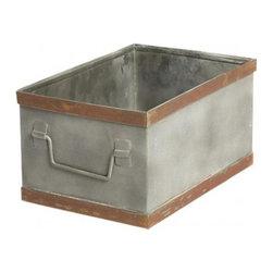Aidan Gray - Aidan Gray Las Pozas Storage Box - Las Pozas Storage Box by Aidan Gray.*Minimum Quantity: 4