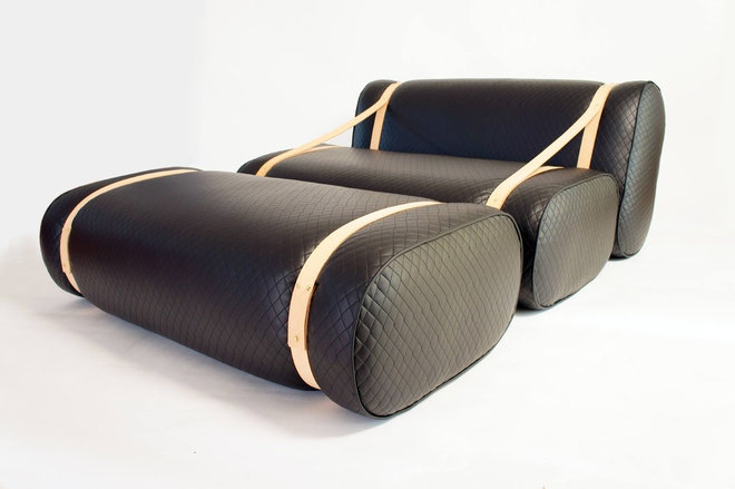 Modern Love Seats by Purcell Living