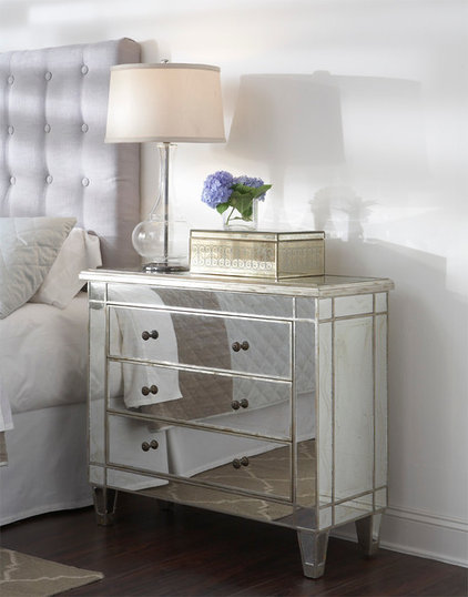 Traditional Side Tables And Accent Tables by Glam Furniture LLC