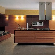 Contemporary Kitchen by Gene Sokol / Euroluxe Interiors