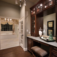 traditional bedroom by Yorktowne Cabinetry