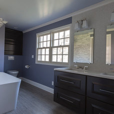 Contemporary Bathroom by REJP Interiors