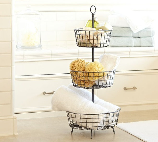 Traditional Bathroom Accessories by Pottery Barn