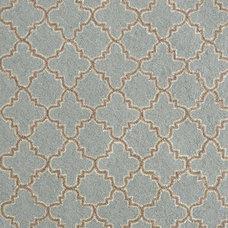 Dash & Albert Rug Company » Plain Tin Slate Wool Hooked Rug