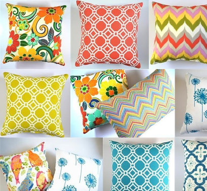 Found gorgeous cushion covers moroccan/geometric/modern designs