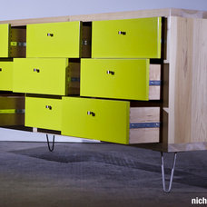 Eclectic Dressers Chests And Bedroom Armoires by Steve Hamm