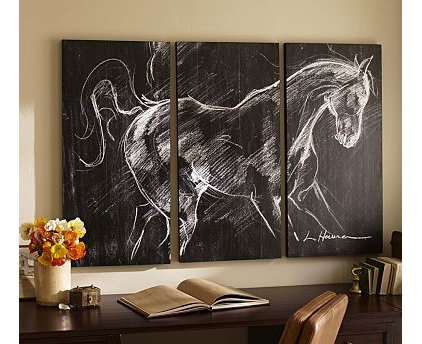 Traditional Artwork by Pottery Barn