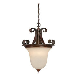 Jeremiah Lighting - Jeremiah Lighting 28023 Seville 1 Light Urn Pendant - Jeremiah Lighting 1 Light Urn Pendant from the Seville CollectionFeatures: