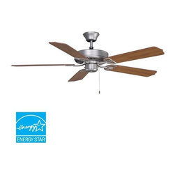 "Fanimation - Fanimation Aire Decor 200 52"" 5 Blade Energy Star Ceiling Fan - Blades & Flush - Included Components:"