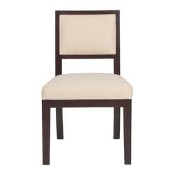 Vanguard Furniture - Vanguard Furniture Neville Side Chair W716S - Vanguard Furniture Neville Side Chair W716S