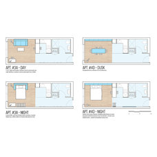 Contemporary Floor Plan My Micro NY