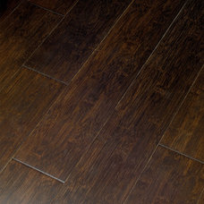 Contemporary Hardwood Flooring by Lowe's
