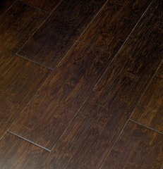 modern wood flooring by Lowe's