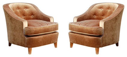 Traditional Armchairs And Accent Chairs by 1stdibs