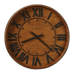 "Howard Miller - Howard Miller 25"" Gallery Wall Clock 