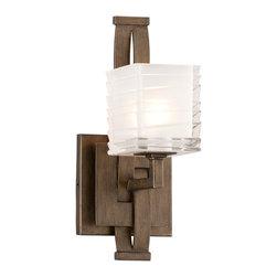 Troy Lighting - Troy Lighting B3581 Jensen 1lt Bath Vertical - Troy Lighting B3581 Jensen 1lt Bath Vertical